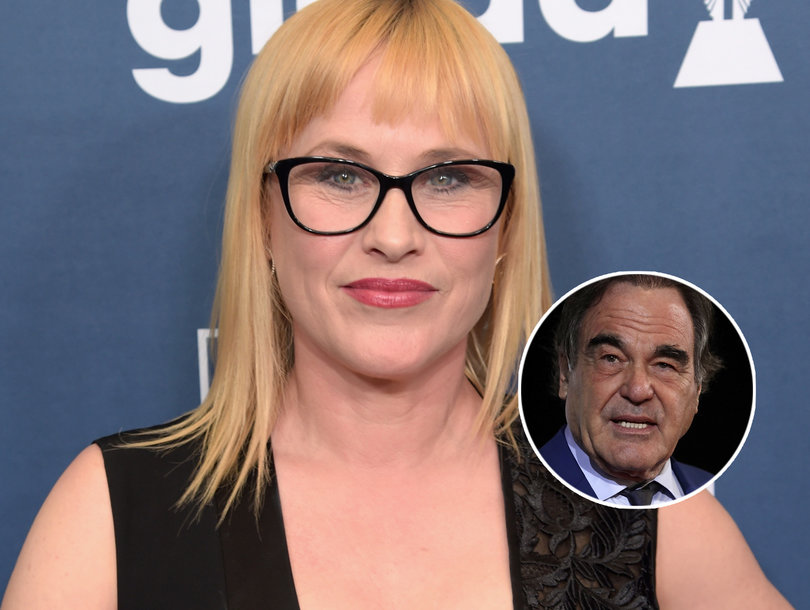 Patricia Arquette Details 'Weird' Oliver Stone Encounter to Prove 'Women Are Always F-cked'