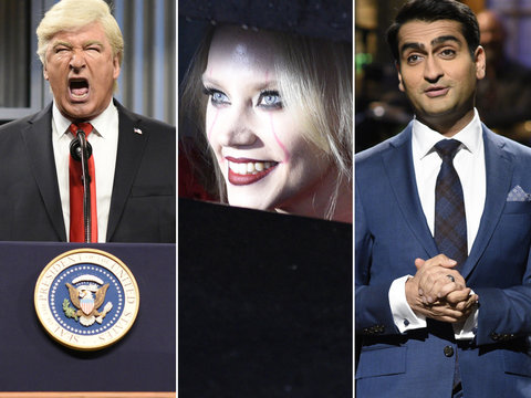 'SNL' Ranked: Weinstein, Baldwin's Trump and Kellyanne Conway's 'It'