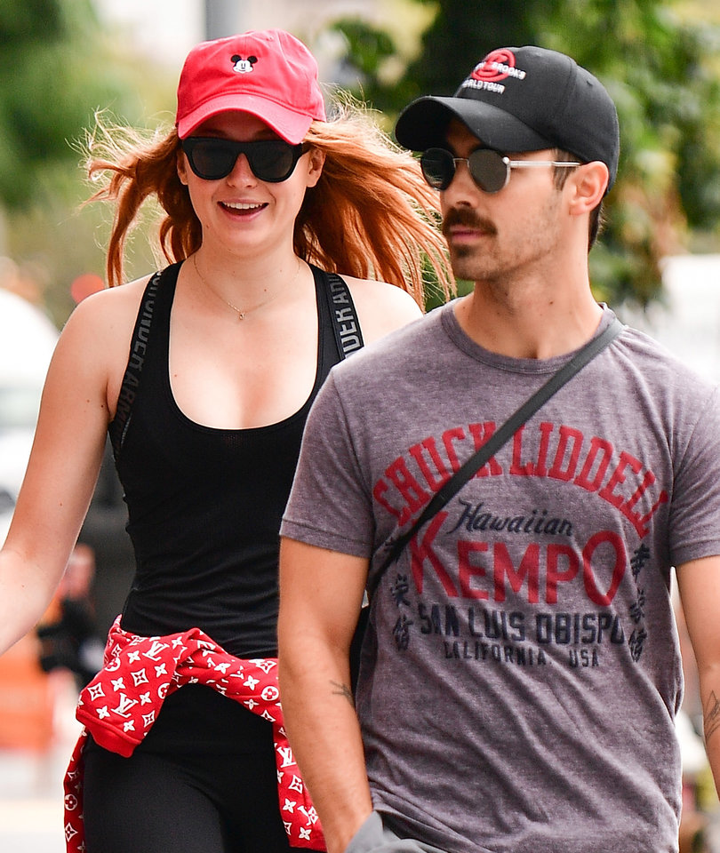 Joe Jonas & Sophie Turner Got Engaged -- See Her Gorgeous Ring!