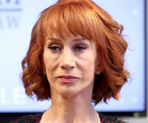 Kathy Griffin Says She's Been Blacklisted From Hollywood