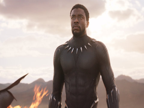 'Black Panther' Official Trailer