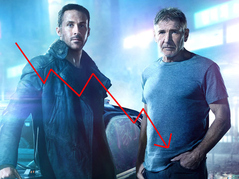 Why 'Blade Runner 2049' Tanked in the US Despite Major Star Power
