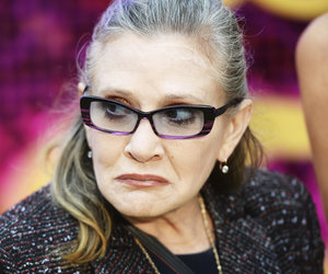 The Badass Way Carrie Fisher Stood Up to Oscar-Winning Sexual Predator