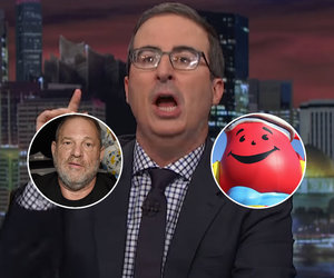 John Oliver Shreds Hollywood's Hypocrisy Over Harvey Weinstein, AKA…