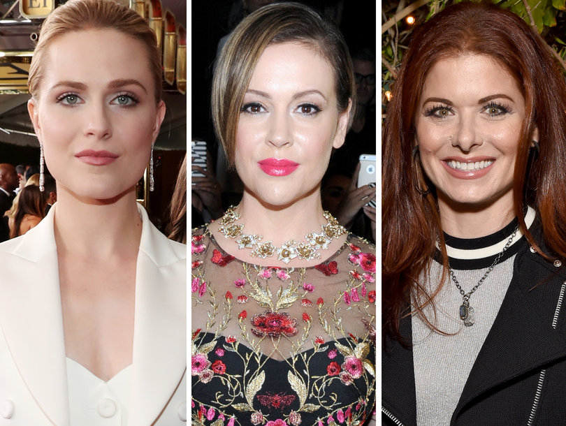 'Me Too': 24 Hollywood Stars Alyssa Milano Inspired to Share They've Been 'Sexually Harassed or Assaulted'