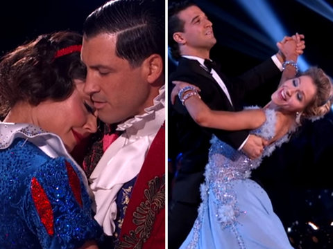 'DWTS' 5th Judge: First Perfect Score, But One of the Best Gets the Boot