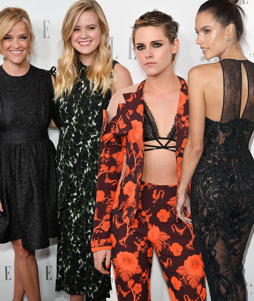 Inside ELLE's 24th Annual Women in Hollywood Celebration