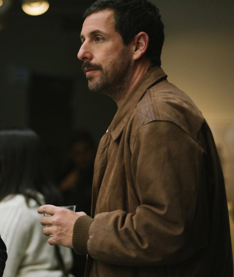 Adam Sandler Stages Comeback in Netflix Gem 'The Meyerowitz Stories'