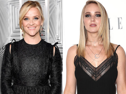 Reese Witherspoon, Jennifer Lawrence Share Sexual Harassment and Assault Stories