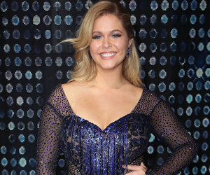 Sasha Pieterse Drops 37 Pounds on 'Dancing with the Stars'