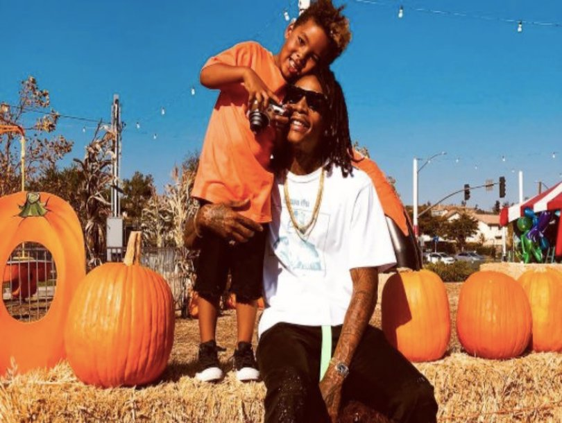 17 Hollywood Families Warming Up for Halloween at the Pumpkin Patch