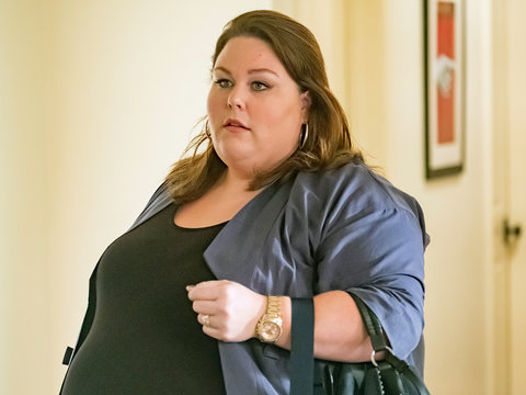 'This Is Us' Tissue Moments: Rebecca's Mom Sucks, Pregnancy Shocker