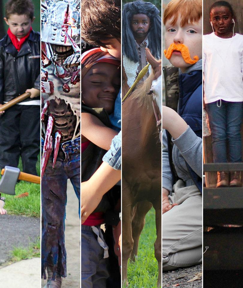 Most Brutal, Bloodiest 'Walking Dead' Season 7 Moments Get Mini-Makeover
