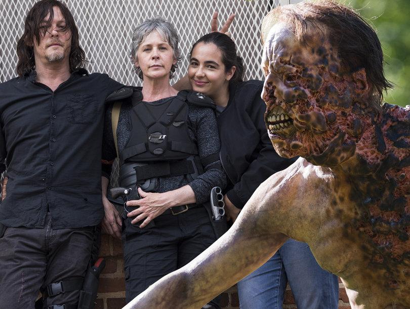 'The Walking Dead' Season 8 First Look