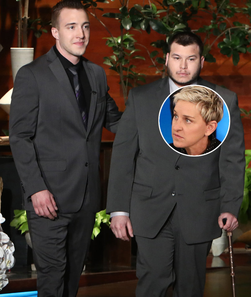 Las Vegas Security Guard Who Approached Shooter Tells His Story on 'Ellen'