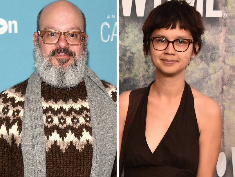 David Cross Says He's 'Not a Racist Nor a Bully' After Charlyne Yi Says He Left Her 'On the Verge of Tears'