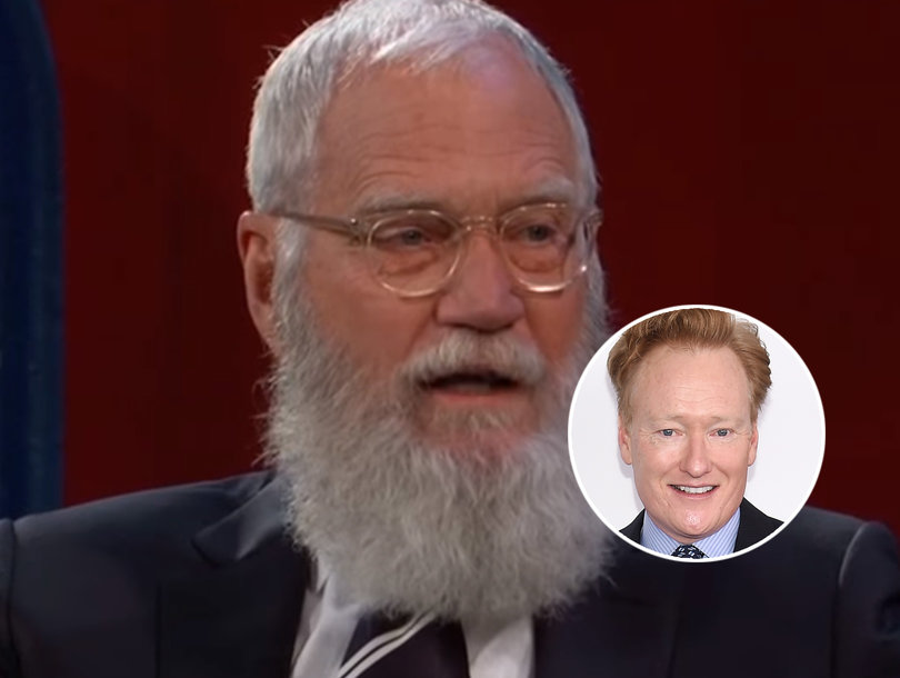 Here's Why David Letterman Decided to Gift Conan O'Brien with a Surprise Horse