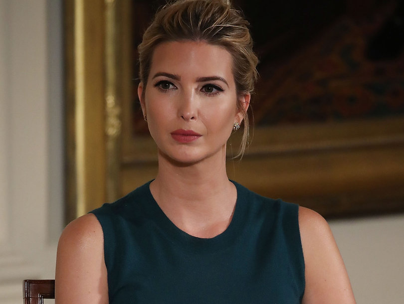 Ivanka Trump Says She Had a 'Punk Phase' and Twitter Had a Meme-Filled Field Day