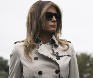 Melania Body Double Conspiracy Lights Up Twitter -- Let's Examine the 'Evidence'