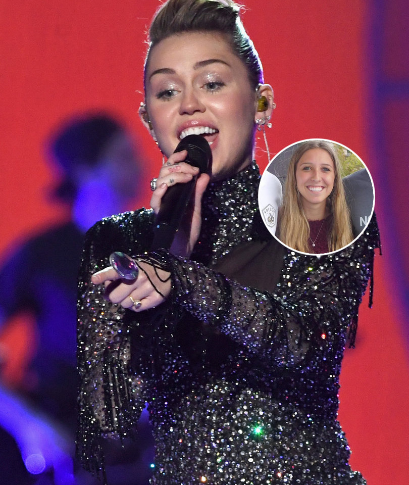 Miley Cyrus Sends a Surprise 'Welcome Home' Message to Las Vegas Shooting…