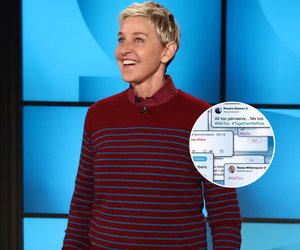 Ellen DeGeneres Joins #MeToo Movement: 'As Hard As This Is To Talk About, At Least We're…