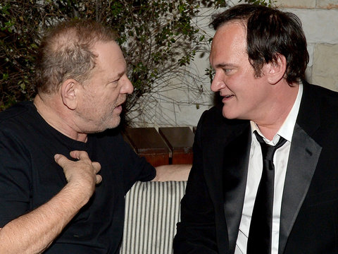 Tarantino Regrets Silence on Weinstein: 'I Knew Enough to Do More Than I Did'
