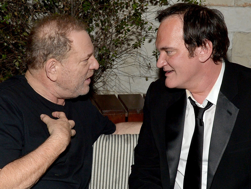 Quentin Tarantino Regrets Keeping Silent on Weinstein: 'I Knew Enough to Do More Than I Did'