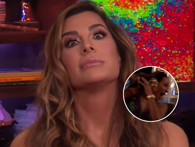 Flicker Admits She Was 'Wrong' For Calling 'RHONJ' Co-Stars 'Trashy' Over…