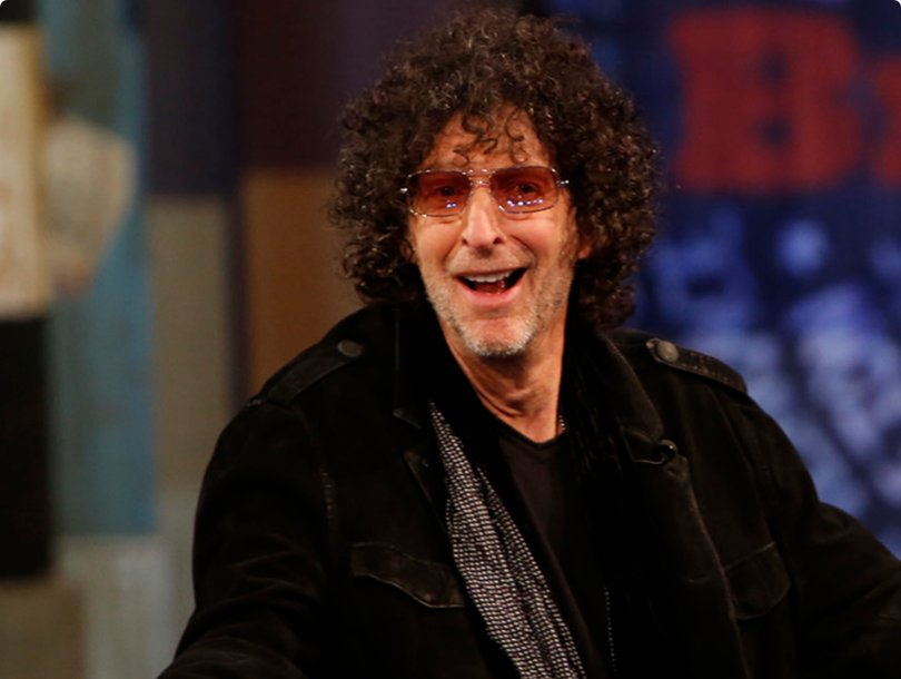 Howard Stern Trashes 'Big Fat' Harvey Weinstein In Rare Late-Night Appearance on Kimmel
