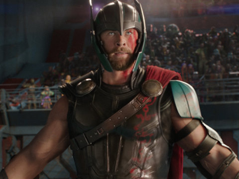 'Thor: Ragnarok' Reviews: Marvel's Funniest Movie Yet, But ...