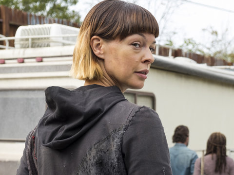 'Walking Dead' Star on Jadis' Alliances, Battling Michonne and That Infamous 'Do