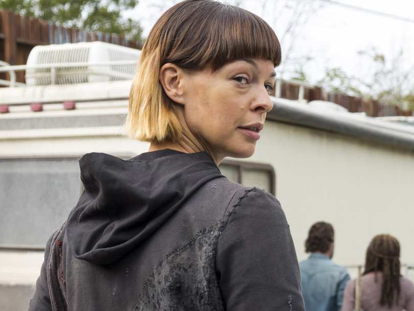 'The Walking Dead' Star on Jadis' Shifting Alliances, Battling Michonne and Why She Loves Those Memes About Her Hair