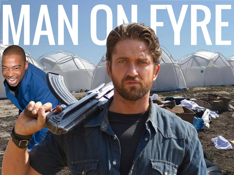 5 More Disaster Movies Gerard Butler Should Star In After 'Geostorm'