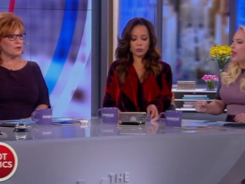 'The View' Gets Heated Over Trump