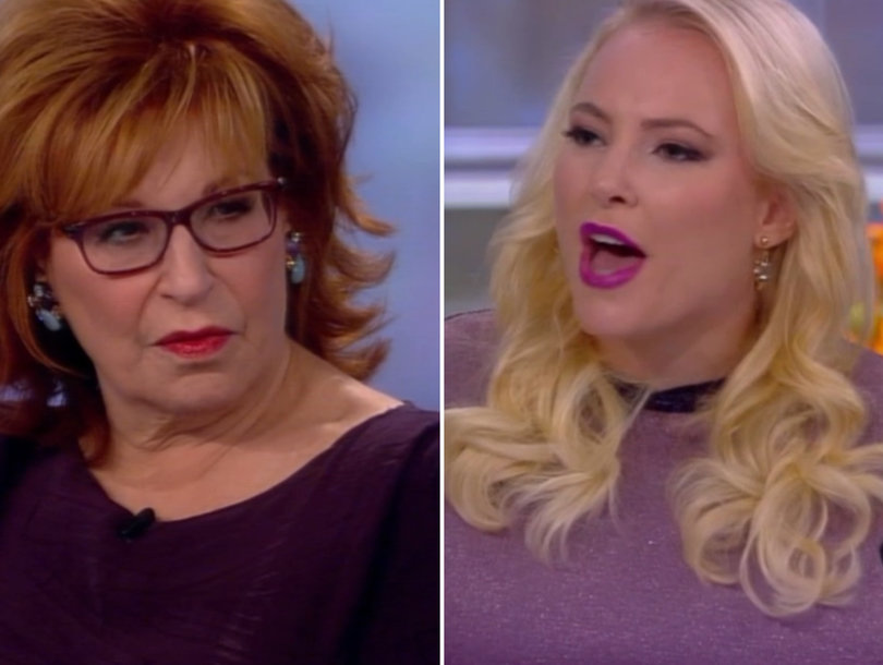 Tensions Flare on 'The View' Over Donald Trump Politicizing Soldiers' Deaths