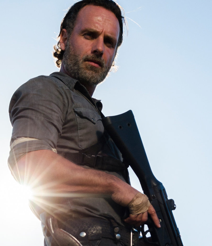 What's Up with That 'Walking Dead' Flash-Forward and 5 More Burning Questions…