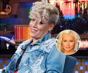 P!nk Details Time Christina Swung at Her In a Club, Beefs with Kim K. and Paris