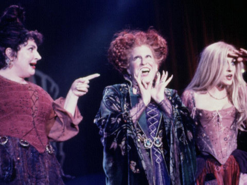 See What the Stars of 'Hocus Pocus' Look Like Now