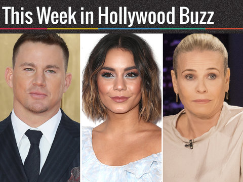 The Week In Hollywood Buzz: Castings, Kudos and Contracts