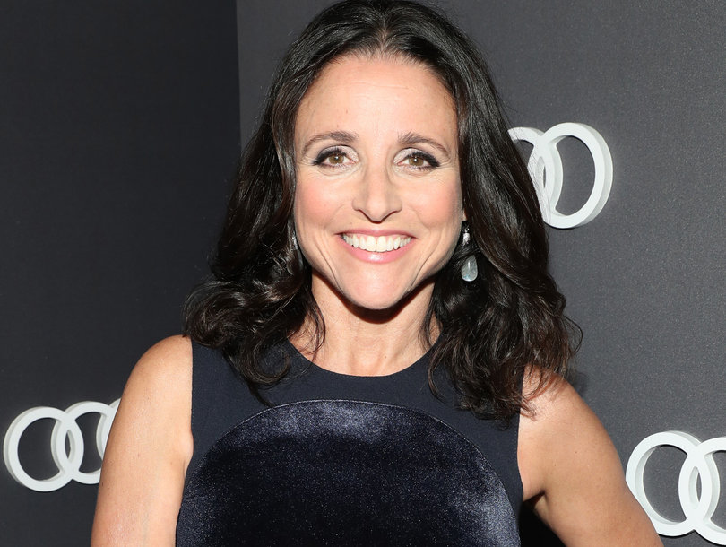 Julia Louis-Dreyfus Shares Funny Photo to Prove She's 'NOT f-cking Around' with Chemotherapy