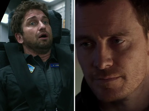 Why 'Geostorm' and 'The Snowman' Are Both Disaster Movies