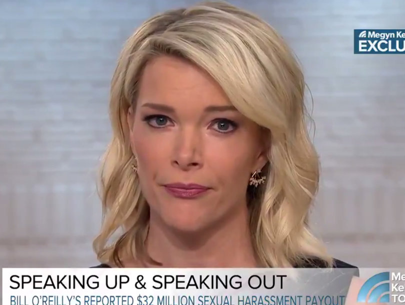 Megyn Kelly Rips Bill O'Reilly Over Sexual Harassment Allegations and He Quickly Responds