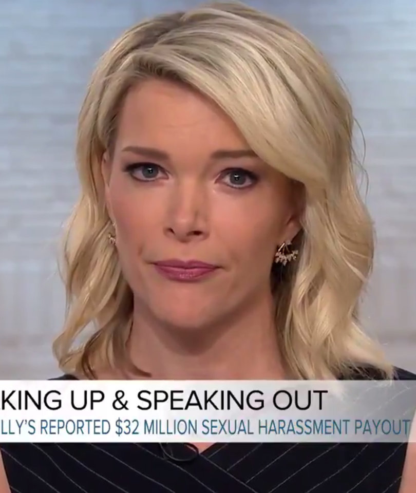 Megyn Kelly Rips Bill O'Reilly Over Sexual Harassment Allegations