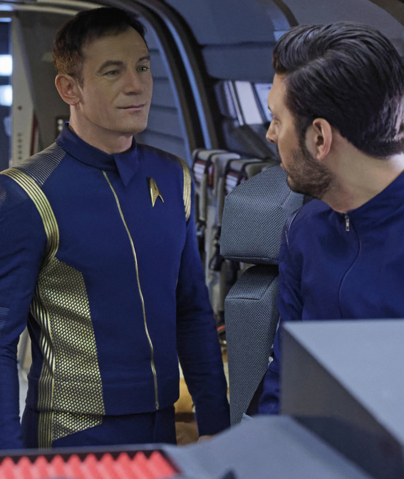 CBS Renews 'Star Trek: Discovery' For Season 2, 'Ray Donovan' Moves to NY