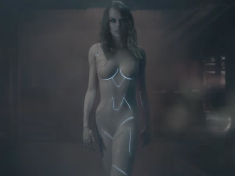 'Ready for It?' Taylor Swift Looks Naked In Music Video Sneak Peek