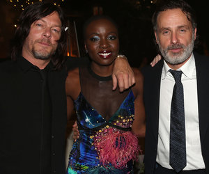 'The Walking Dead' Cast Celebrates 100th Episode and Season 8 Premiere