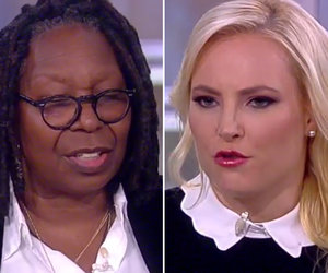 'The View' Rips Trump for Battling Widow of Fallen Soldier: 'Our President Has Got to…