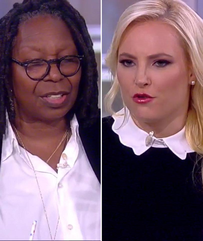 'View' Rips Trump for Battling Fallen Soldier's Widow: He 'Has Got to Stop'