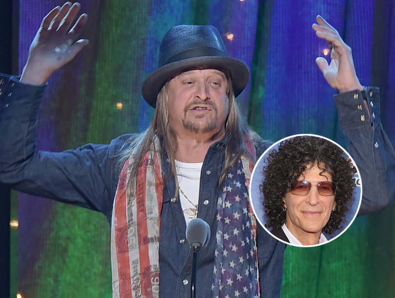 5 Most WTF Moments From Kid Rock's Howard Stern Interview
