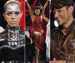 'DWTS' 5th Judge: Lindsey Stirling Wows While One Lachey Bites the Dust
